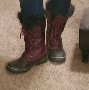 Sorel - Joan of Artic Premium Boots size 12